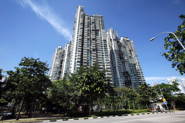 A unit at RiverGate sustained a 20% loss of $1.69 million after it was sold for $6.8 million ($2,163 psf) on Oct 31 (Credit: Samuel Isaac Chua/ The Edge Singapore)