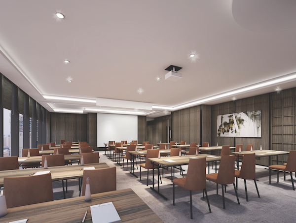 Meeting rooms are available at The Clan Hotel (Credit: Far East Hospitality/ Artist's Impression) - EDGEPROP SINGAPORE
