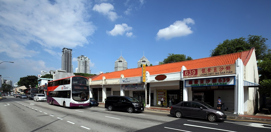 BALESTIER - Loong Fatt Eating House & Confectionary has been serving crowds since 1948