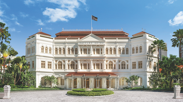 Raffles Hotel Singapore reopened in Aug 2019, following a three-phased restoration which began in February 2017 (Credit: RAFFLES SINGAPORE) - EDGEPROP SINGAPORE