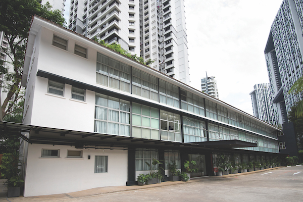 co-living - Hmlet has opened its largest facility to date, at 150 Cantonment Road (Credit: Albert Chua/ The Edge Singapore)
