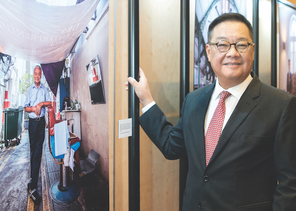 Kiong: We want to connect more travellers to unique experiences that deliver both a deeper cultural connection and a strong sense of place (Credit: Albert Chua/ EdgeProp Singapore) - EDGEPROP SINGAPORE