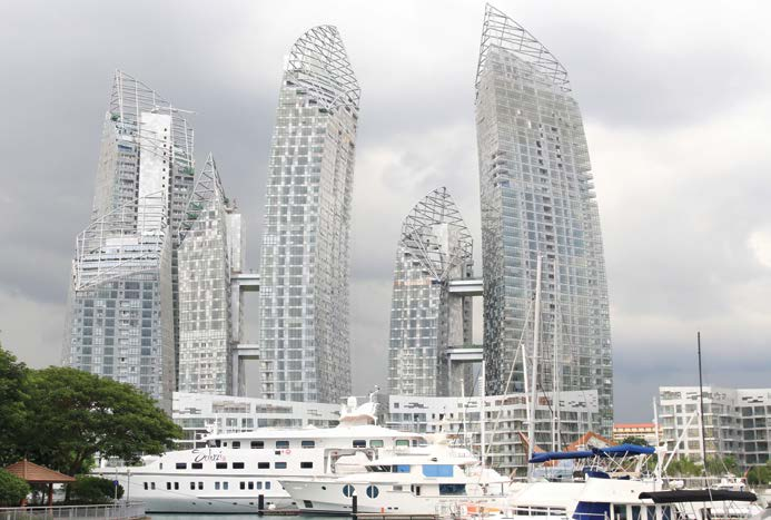 REFLECTIONS AT KEPPEL BAY - 2,110 sq ft unit at Reflections at Keppel Bay was sold for $3.4 million on Aug 8 and incurred the greatest loss of the week (Credit: EdgeProp Singapore)