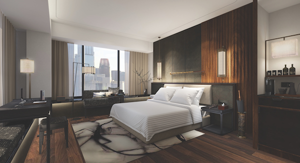 The Grand Premier Room is part of the MASTER Series rooms (Credit: Far East Hospitality/ Artist's Impression) - EDGEPROP SINGAPORE