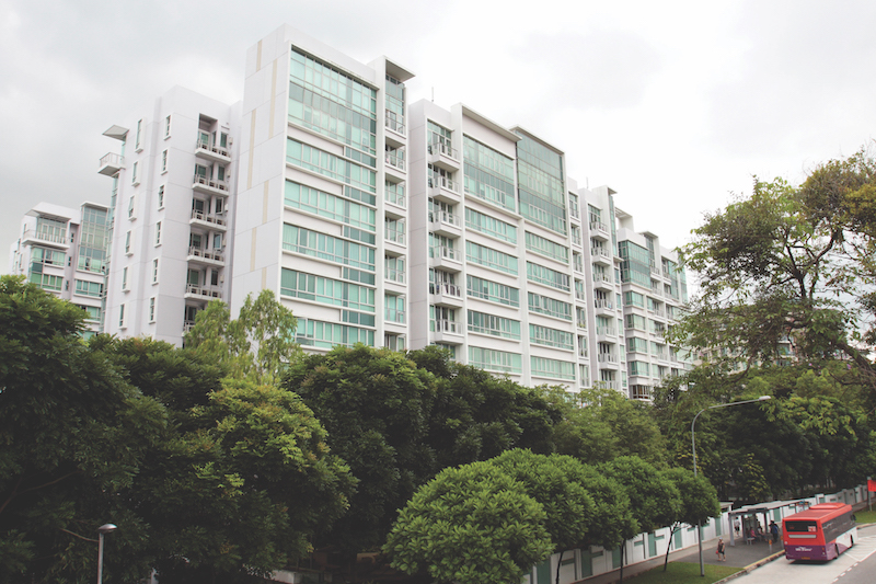 THE NEXUS - The top gain of the week was made by a 1,485 sq ft unit at The Nexus  - EDGEPROP SINGAPORE