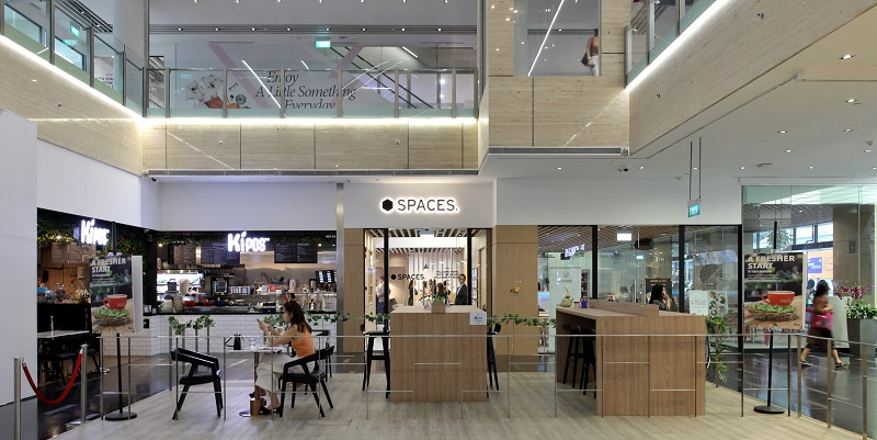IWG - As one of IWG's fastest-growing brands, Spaces opened 120 outlets globally last year (Credit: Samuel Isaac Chua/ EdgeProp Singapore)