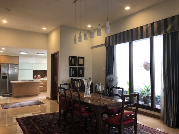 The dining area of the property (Credit: Knight Frank Singapore) - EDGEPROP SINGAPORE