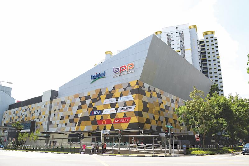 BUKIT PANJANG - CapitaLand's Bukit Panjang Plaza is a familiar favourite for residents