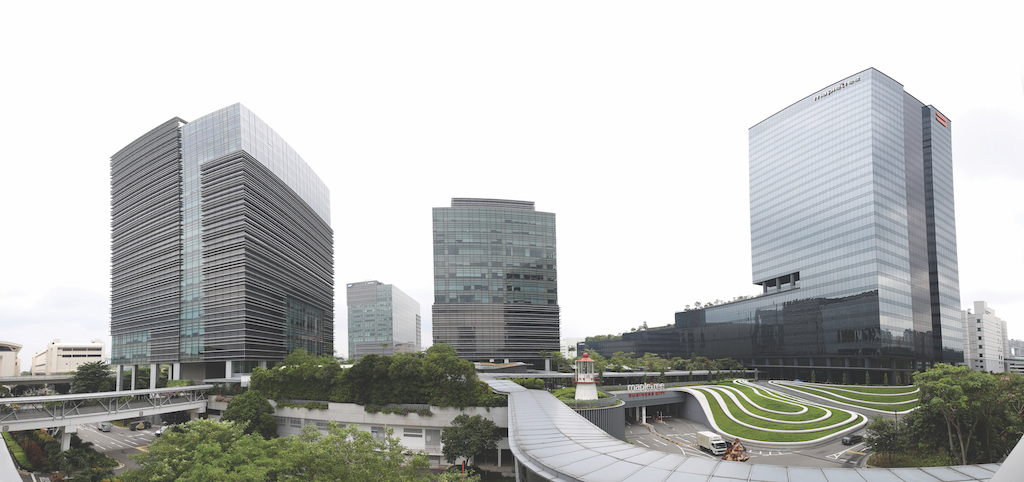 GREATER SOUTHERN WATERFRONT - Mapletree Business City in Pasir Panjang – in the Greater Southern Waterfront – comprises four blocks of Grade A offices, with an estimated 1.7 million sq ft of net lettable area  - EDGEPROP SINGAPORE