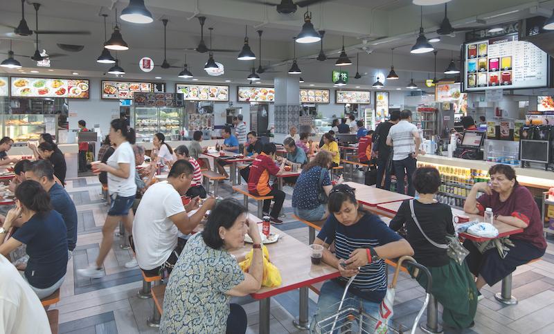 POTONG PASIR - Broadway Food Centre is an unassuming hawker centre at 147 Potong Pasir Avenue 1  - EDGEPROP SINGAPORE