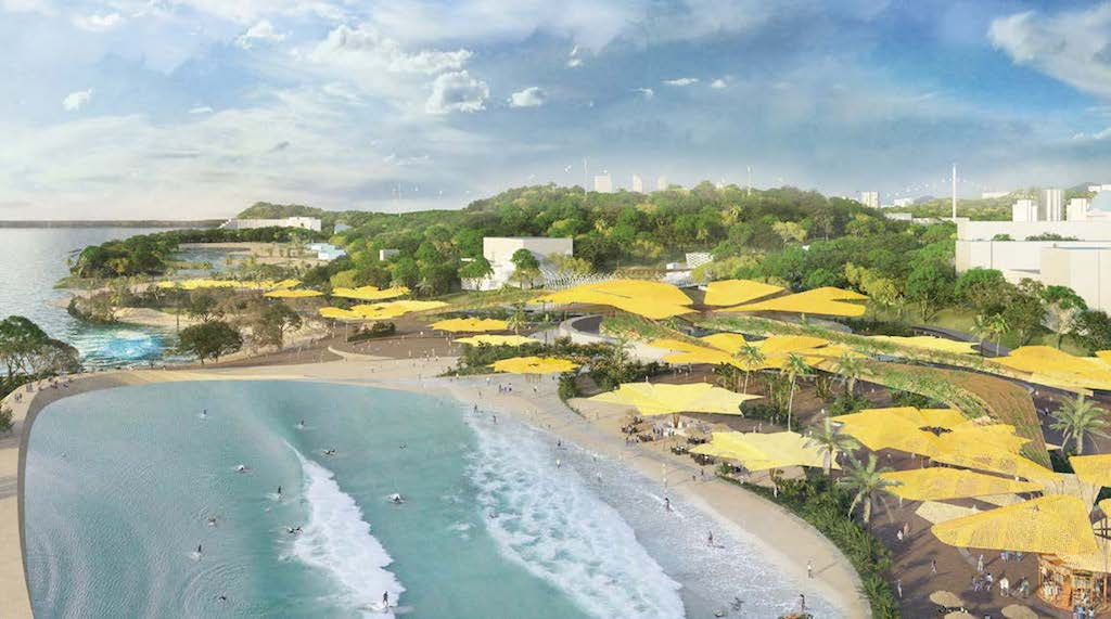 GREATER SOUTHERN WATERFRONT - Sentosa's beach areas will be revitalised, and its nature and heritage trails expanded - EDGEPROP SINGAPORE