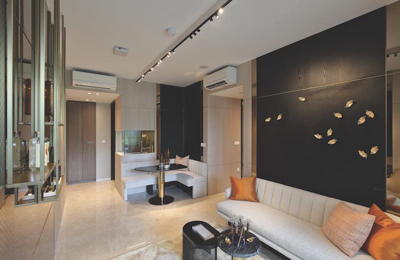 约70%的项目涵盖一居室和两居室公寓(来源:Samuel Isaac Chua/ EdgeProp Singapore)。