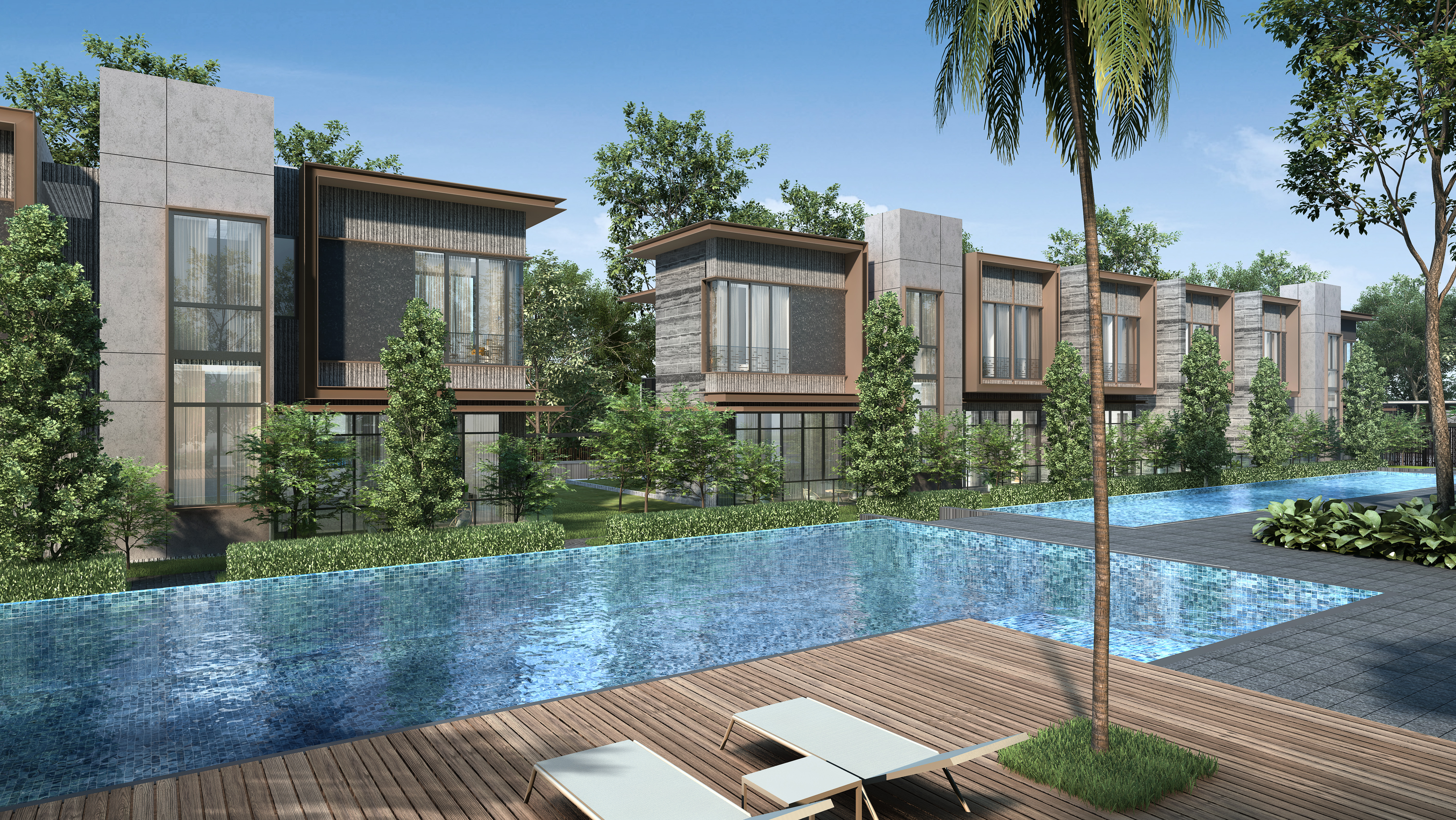PARC CLEMATIS - About 30% of the units, or 440 units, will be launched for sale on the August 31 launch