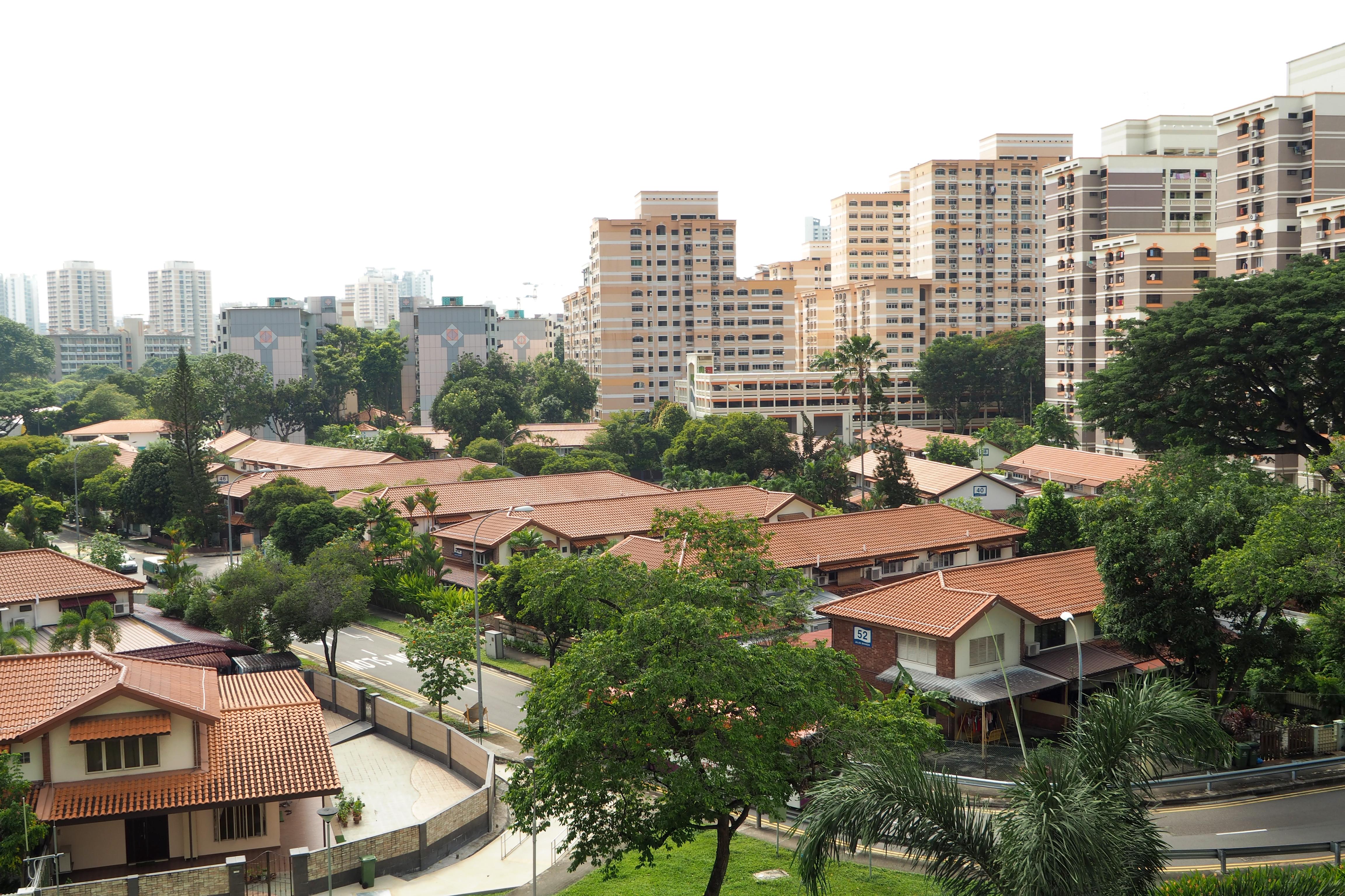 Jalan Bahagia Singapore HDB Terrace Houses - EDGEPROP SINGAPORE