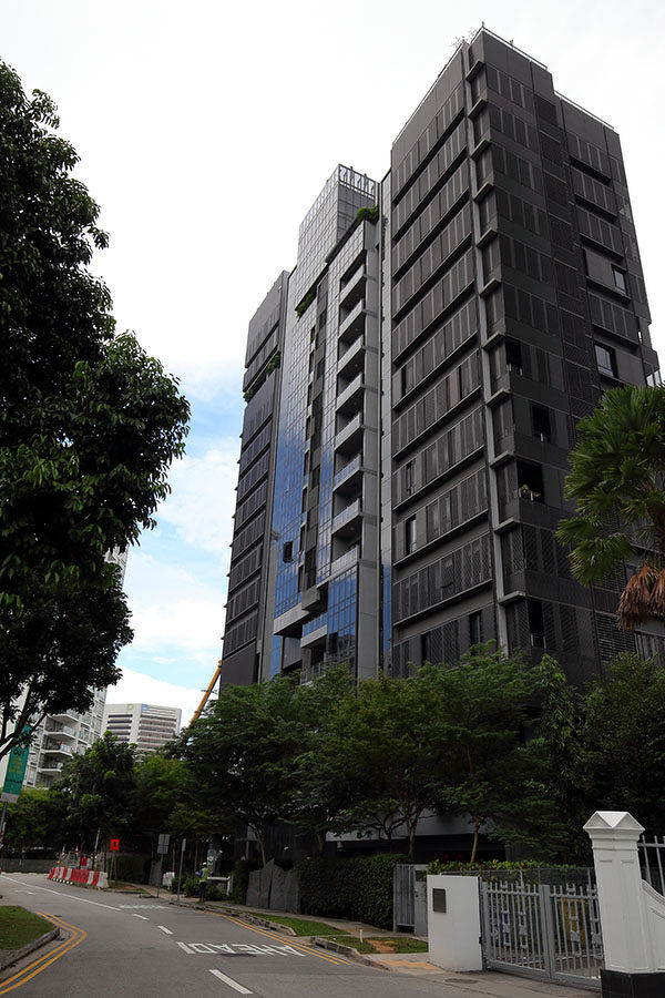 The Cape  - A resale unit at The Cape incurred the greatest loss for the week of $448,920 (Photo: Samuel Isaac Chua/The Edge Singapore)