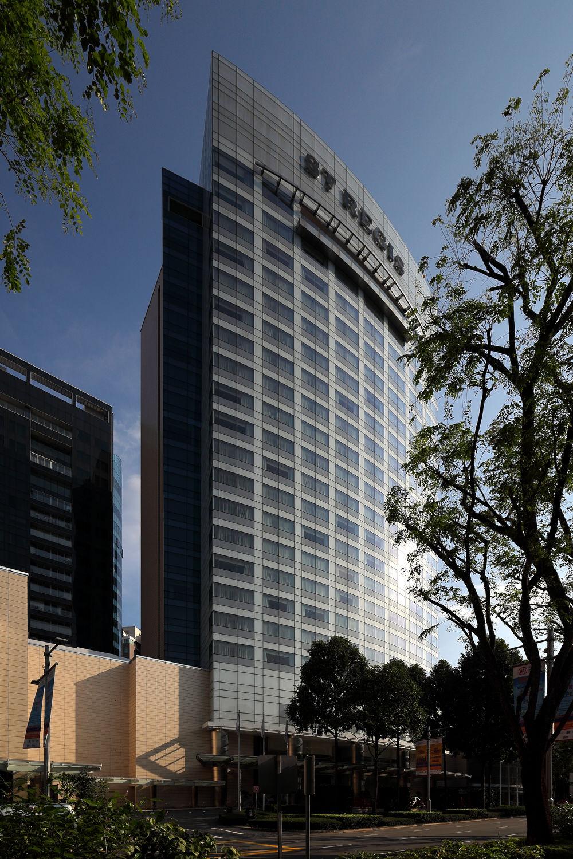 St Regis Hotel Residences - EDGEPROP SINGAPORE