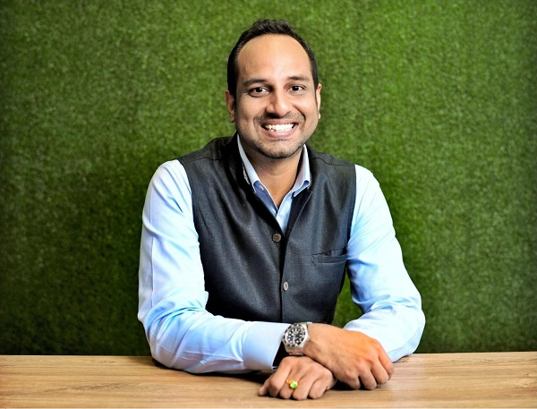 priveen raj naidu chief commercial officer of propnex
