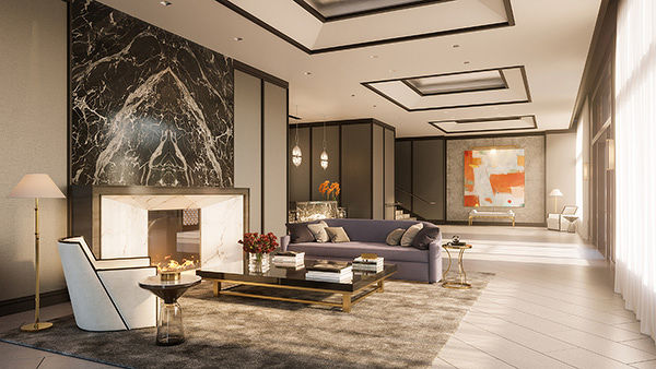 EDGEPROP SINGAPORE - Private Residences Lobby