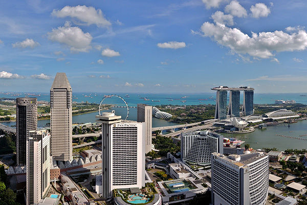 City Hall, Fullerton Road, Marina Bay Sands and Orchard Road - EDGEPROP SINGAPORE