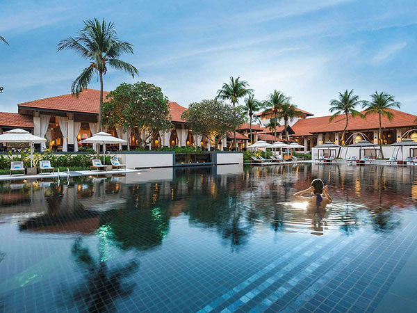 Sofitel Singapore Sentosa Resort was almost full over the last weekend of March for staycations prior to the newly-announced circuit breaker measures (Credit: Accor Asia Pacific) - EDGEPROP SINGAPORE