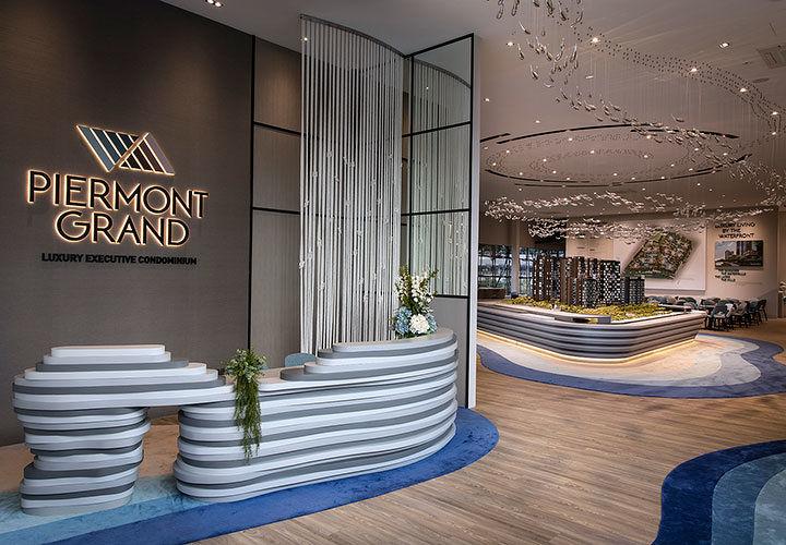 Piermont Grand sales gallery - EDGEPROP SINGAPORE