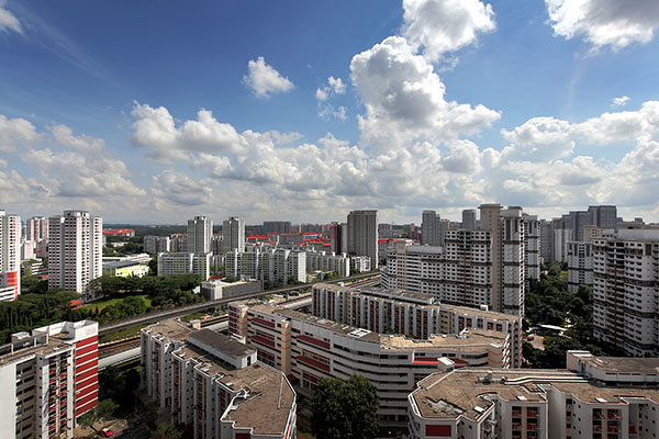 jurong east HDB estate (Photo: Samuel Isaac Chua/EdgeProp Singapore)