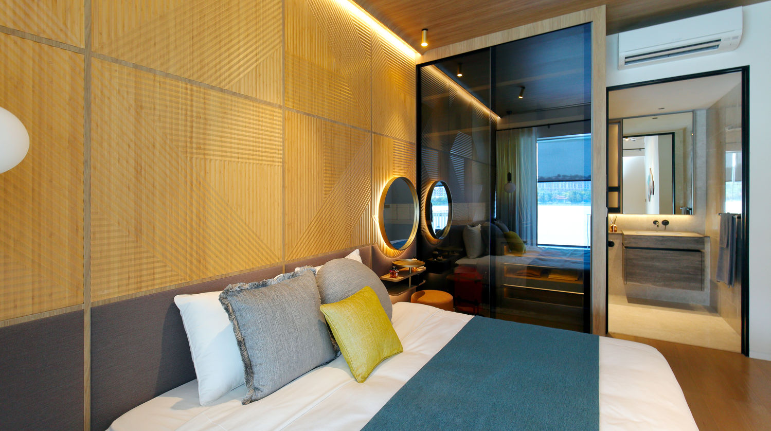 two bedroom showflat - EDGEPROP SINGAPORE