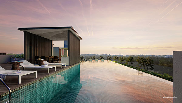 NoMa Infinity Pool - EDGEPROP SINGAPORE