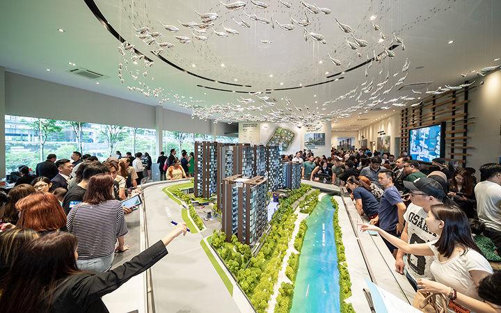 PIermont Grand launch - EDGEPROP SINGAPORE