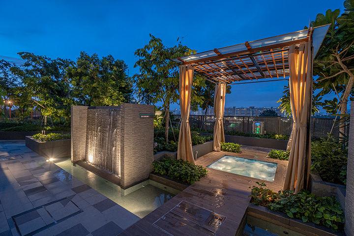 Parc Riviera Spa Pool Pavilion - EDGEPROP SINGAPORE