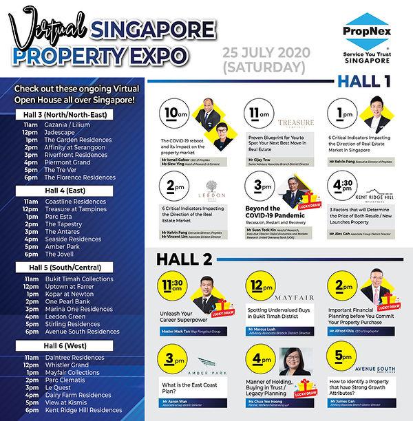 EDGEPROP SINGAPORE - Virtual Singapore Property Expo PROPNEX REALTY