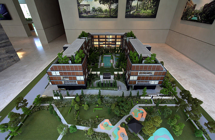 Meyer House scale model - EDGEPROP SINGAPORE