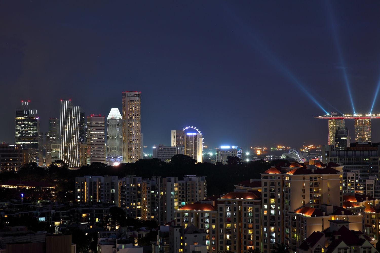 Singapore Skyline - EDGEPROP SINGAPORE