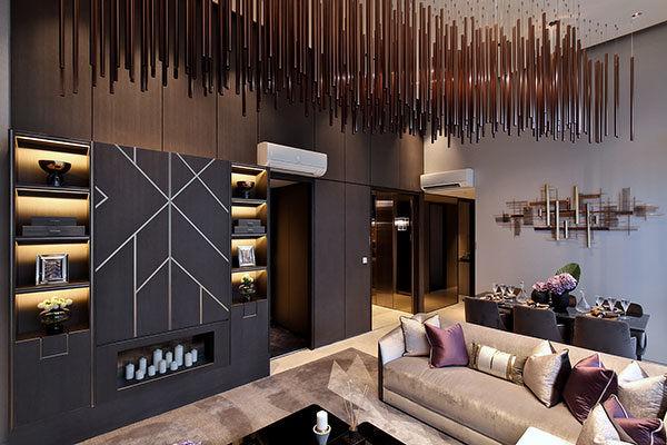 EDGEPROP SINGAPORE - Parc Clematis 5 bedroom showflat