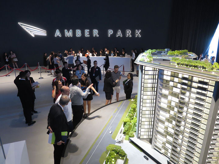 Amber Park Sales Gallery - EDGEPROP SINGAPORE