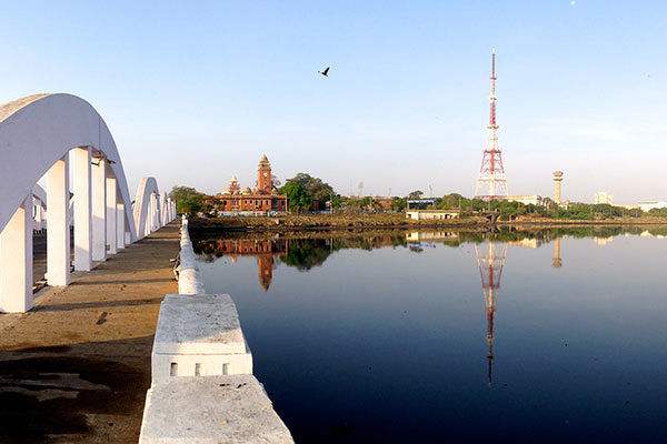 Keppel Land partnership in Chennai