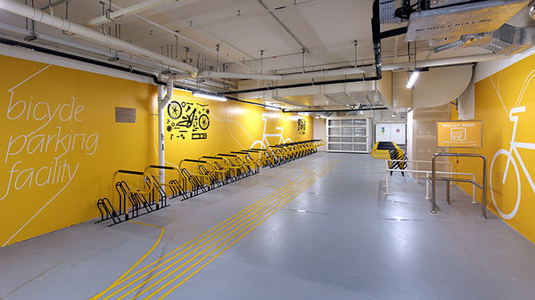 bicycle parking - EDGEPROP SINGAPORE