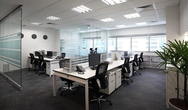 somerset office - An office space in Triple One Somerset (Samuel Isaac Chua/EdgeProp Singapore)