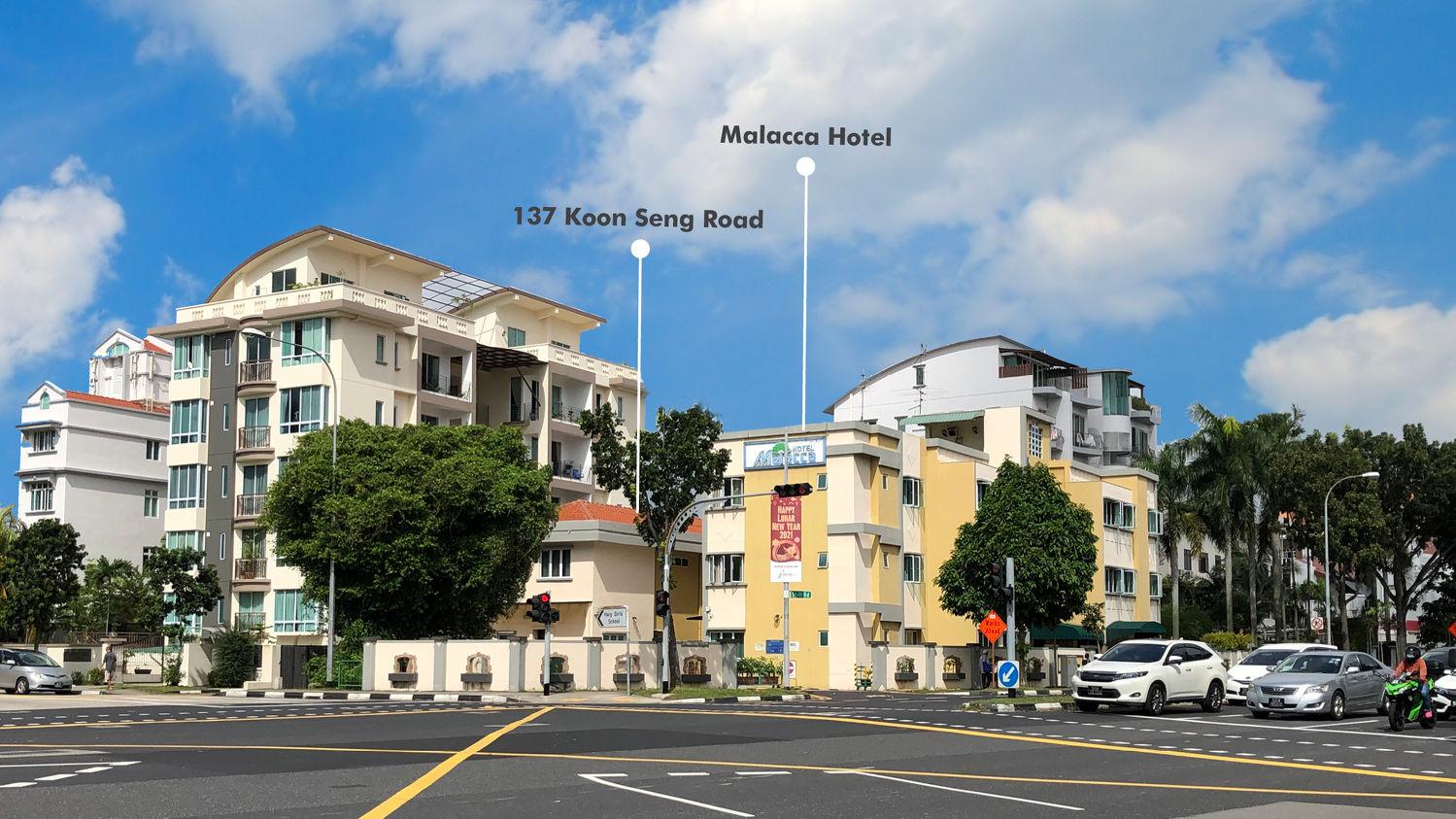 adjoining sites - EDGEPROP SINGAPORE