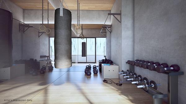 除了健身房以外,在6层还将建造一个屋顶游泳池以及一个供居民使用的铁板烧烤架
