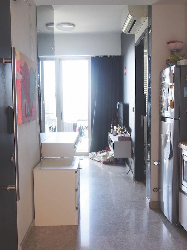 Karyn Wong's apartment
