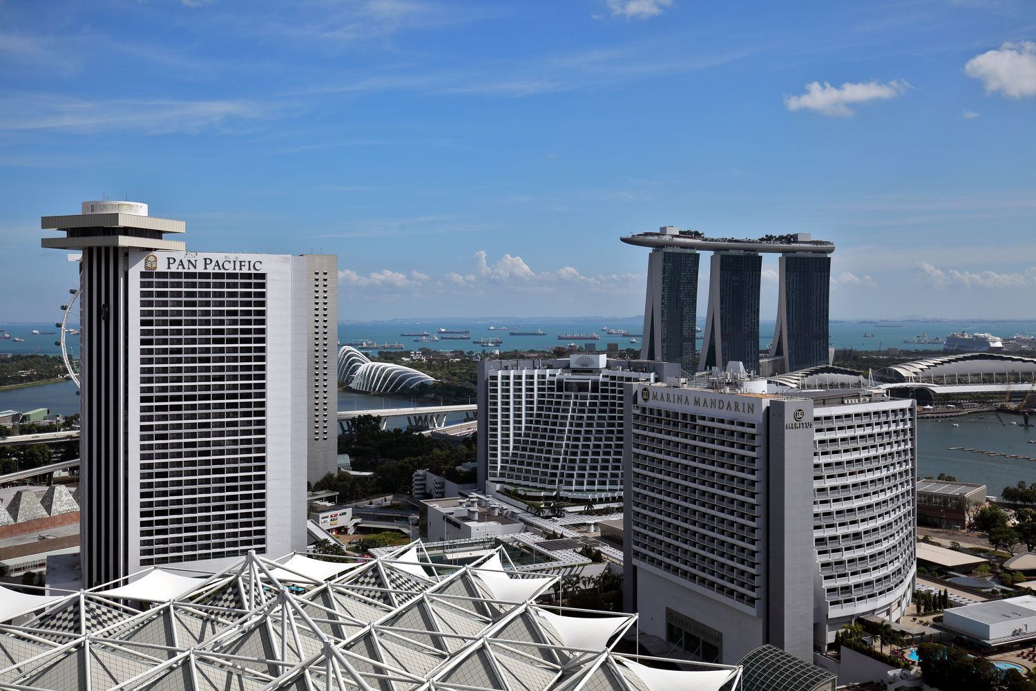 Marina Bay Sands hotels - EDGEPROP SINGAPORE