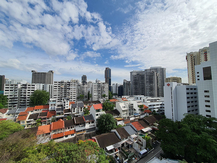 view from lucky plaza apartment - EDGEPROP SINGAPORE