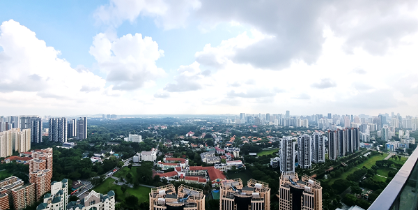View from Ascentia Sky - EDGEPROP SINGAPORE