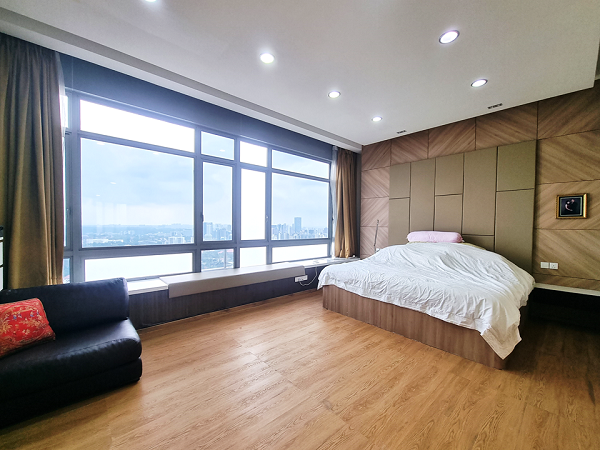 The master bedroom - EDGEPROP SINGAPORE