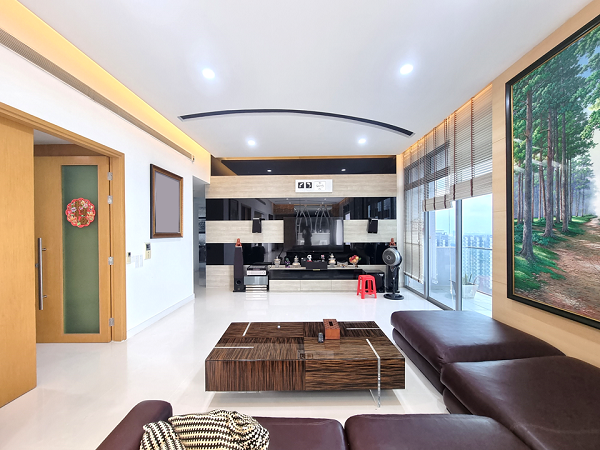 The living hall - EDGEPROP SINGAPORE