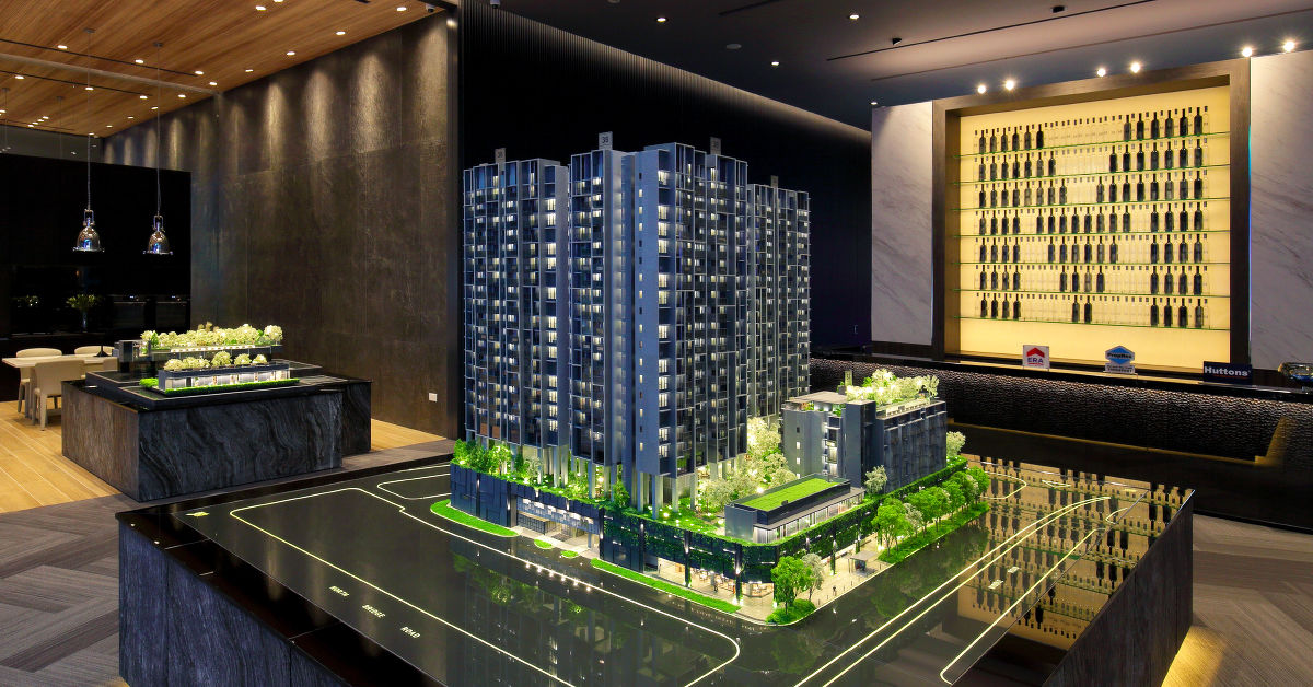 buying a condo singapore The M Photo: Samuel Isaac Chua / EdgeProp Singapore