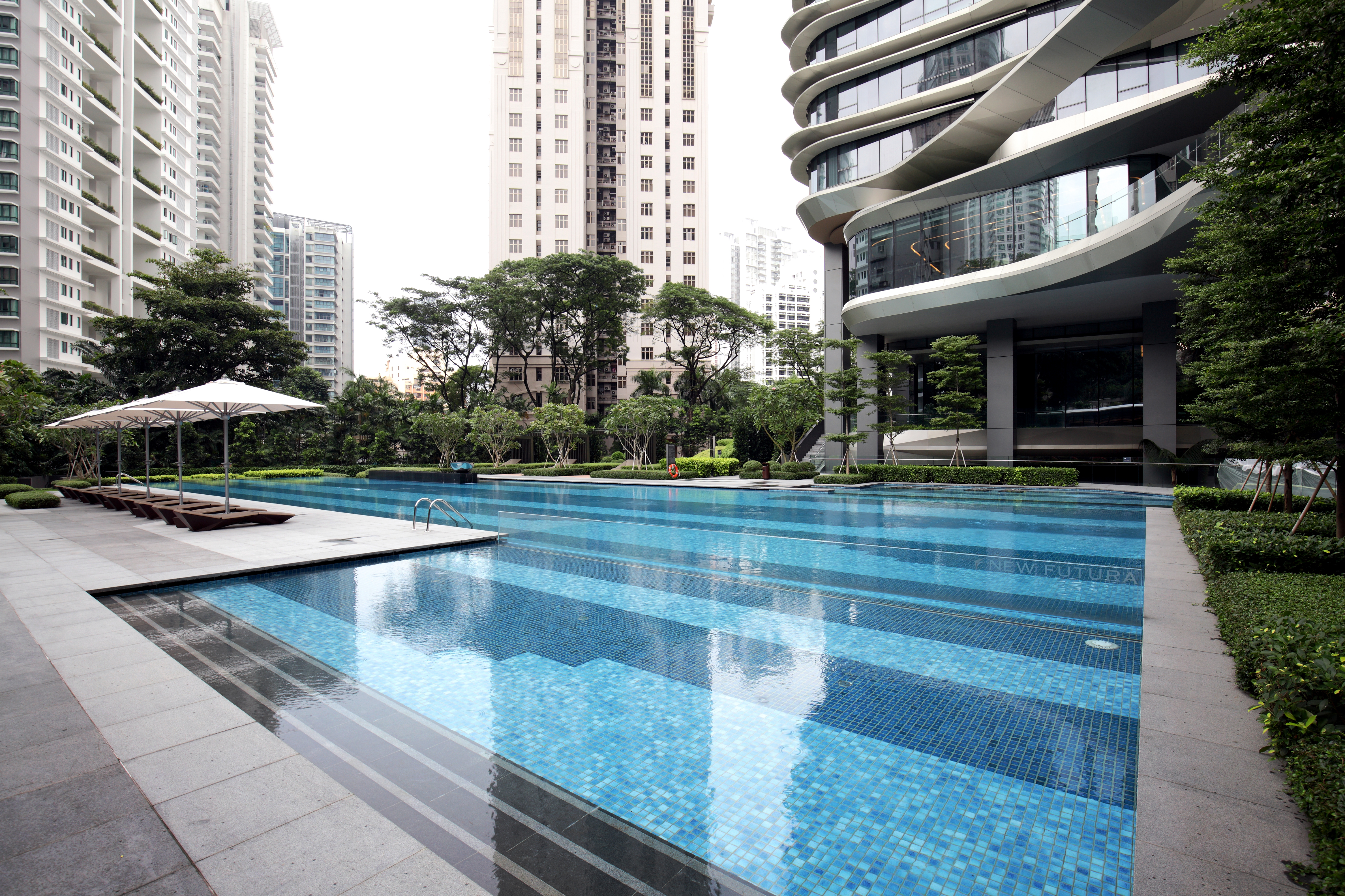 New Futura - The project contains twin 36-storey towers sitting on an 87,000 sq ft site - EDGEPROP SINGAPORE