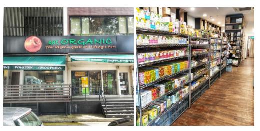 BUKIT TIMAH - Eat Organic