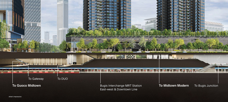 Guoco Midtown Modern DUO GuocoLand - New Launch EdgeProp Singapore - EDGEPROP SINGAPORE